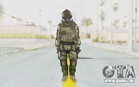 CoD AW US Marine Assault v1 Head A für GTA San Andreas zweiten Screenshot