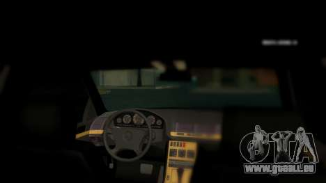 Mercedes-Benz S600 W140 AMG pour GTA San Andreas vue de droite