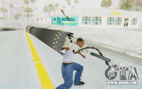 Misteltein Weapon pour GTA San Andreas troisième écran