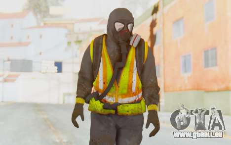 The Division Cleaners - Incinerator pour GTA San Andreas