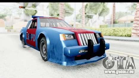 Hotring Police für GTA San Andreas