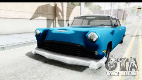 Cabbie Oceanic für GTA San Andreas