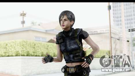 Resident Evil 4 UHD Ada Wong Assignment pour GTA San Andreas