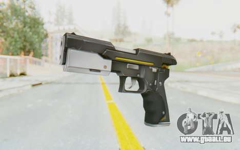 Yuri Pistol für GTA San Andreas