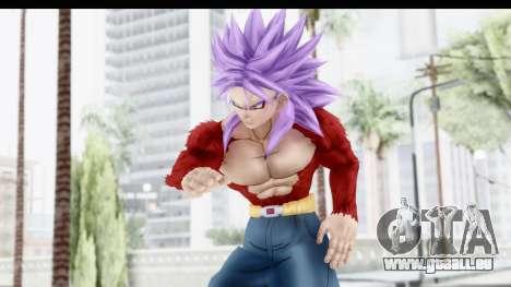 Dragon Ball Xenoverse Future Trunks SSJ4 pour GTA San Andreas