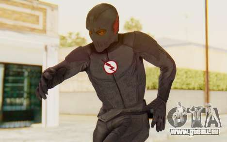 The Flash CW - Black Flash für GTA San Andreas