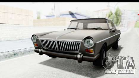 Simca Vedette from Bully pour GTA San Andreas