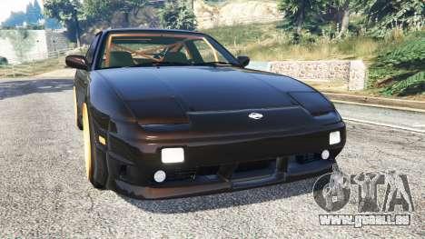 Nissan 180SX Type-X v0.5 pour GTA 5