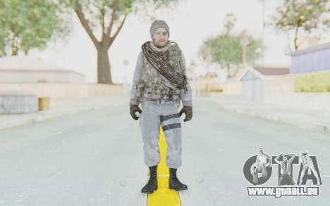 COD BO Grigori Weaver Winter für GTA San Andreas zweiten Screenshot