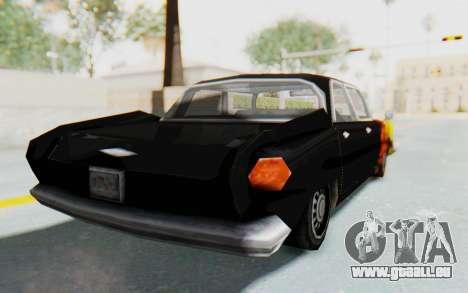 GTA VC Cuban Glendale pour GTA San Andreas laissé vue