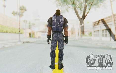 Marvel Future Fight - Falcon pour GTA San Andreas troisième écran