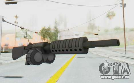 APB Reloaded - NFAS-12 pour GTA San Andreas