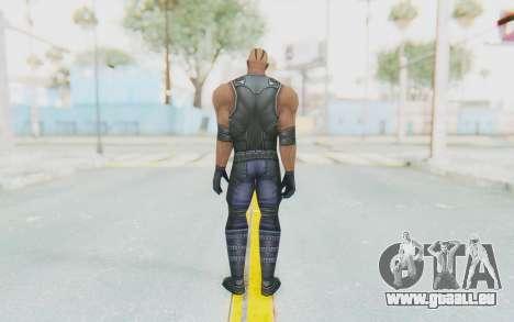 Marvel Future Fight - Blade pour GTA San Andreas troisième écran