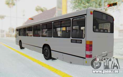 Pylife Bus für GTA San Andreas linke Ansicht