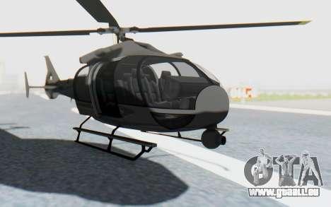 GTA 5 Maibatsu Frogger Civilian IVF pour GTA San Andreas