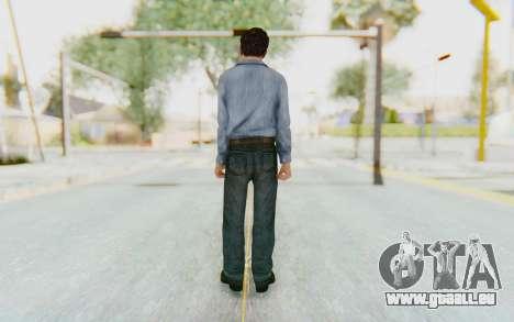 Mafia 2 - Vito Scaletta Prison pour GTA San Andreas troisième écran
