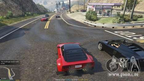 GTA 5 Impromptu Races 1.8