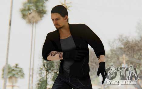 Payday 2 - Bodhi pour GTA San Andreas