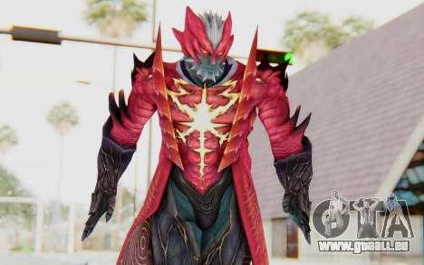 Devil May Cry 4 - Dante Demon für GTA San Andreas