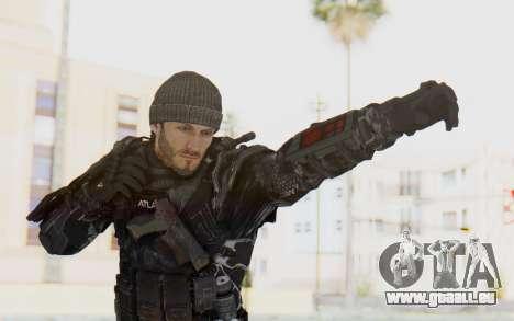 CoD Advanced Warfare Gideon für GTA San Andreas