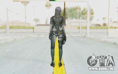 Ghost In The Shell First Assautl Motoko v1 pour GTA San Andreas troisième écran
