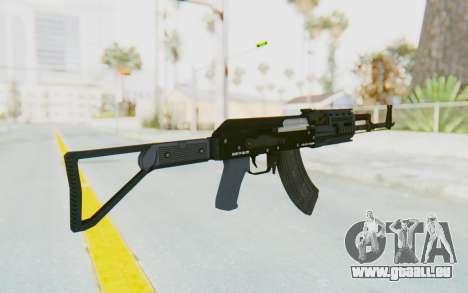 GTA 5 Gusenberg Sweeper pour GTA San Andreas deuxième écran