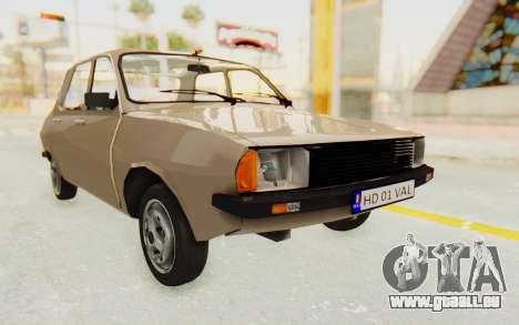 Dacia 1310 TLX pour GTA San Andreas vue de droite