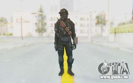 Federation Elite Shotgun Tactical für GTA San Andreas zweiten Screenshot