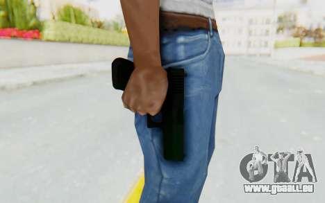 GTA 5 Hawk & Little Pistol .50 pour GTA San Andreas