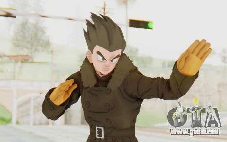 Dragon Ball Xenoverse Goten Time Patrol für GTA San Andreas