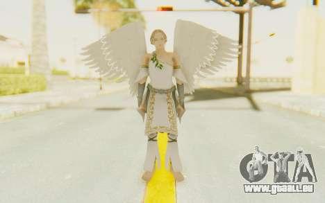 Angel Skin für GTA San Andreas zweiten Screenshot
