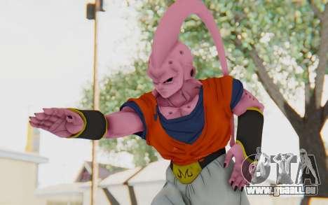 Dragon Ball Xenoverse Super Buu Gohan Absorbed für GTA San Andreas