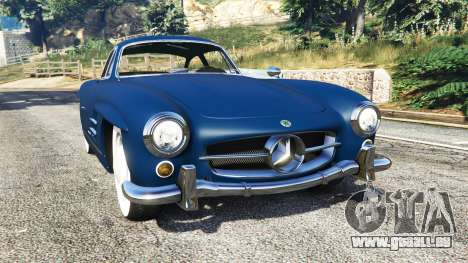 Mercedes-Benz 300SL Gullwing 1955 pour GTA 5