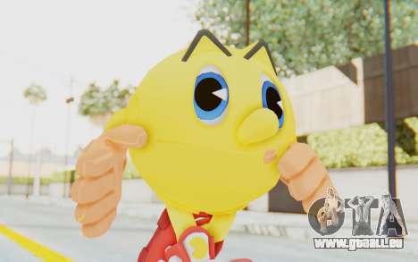 Pac-Man v1 für GTA San Andreas