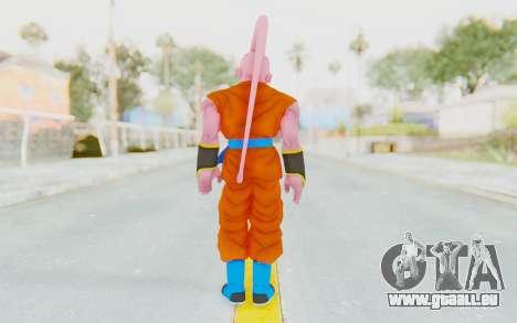 Dragon Ball Xenoverse Super Buu Goku FnF Absorbe pour GTA San Andreas troisième écran