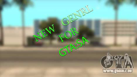Neue Waffen-sounds für GTA San Andreas