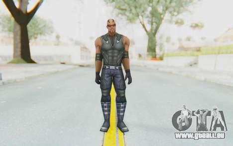 Marvel Future Fight - Blade pour GTA San Andreas deuxième écran