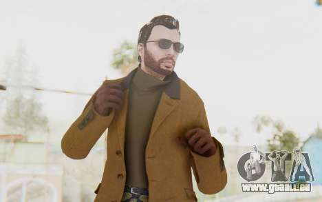 GTA 5 DLC Finance and Felony Male Skin pour GTA San Andreas