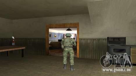 Marine-Corps-Kämpfer für GTA San Andreas achten Screenshot