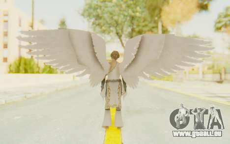 Angel Skin für GTA San Andreas dritten Screenshot