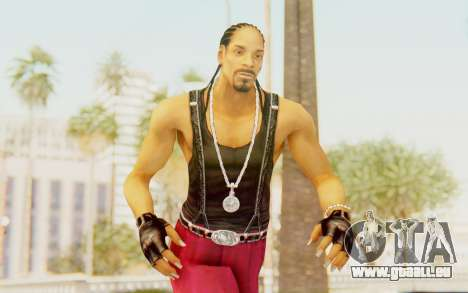 Def Jam Fight For New York - Snoop Dogg für GTA San Andreas