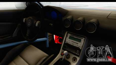 Nissan Silvia S15 Galaxy Drift v2.1 pour GTA San Andreas vue de côté
