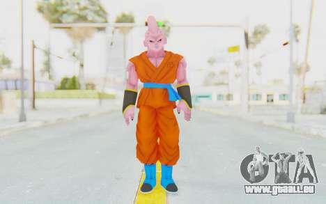 Dragon Ball Xenoverse Super Buu Goku FnF Absorbe pour GTA San Andreas deuxième écran