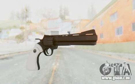 Revolver from TF2 für GTA San Andreas