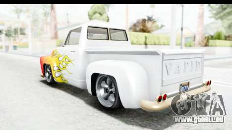 GTA 5 Vapid Slamvan without Hydro für GTA San Andreas