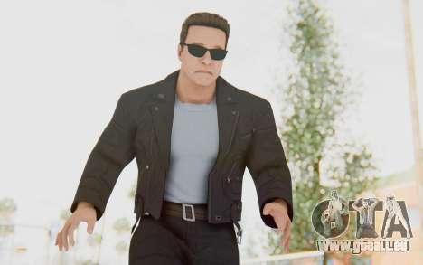 WWE2k16 Arnold Schwarzenegger Terminator für GTA San Andreas