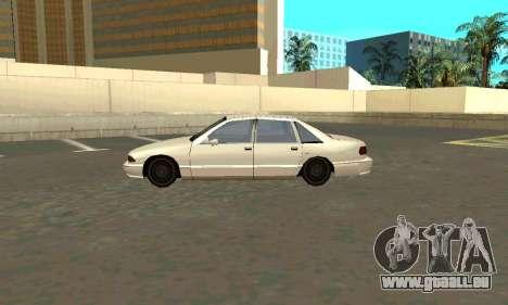 Caprice styled Premier für GTA San Andreas linke Ansicht