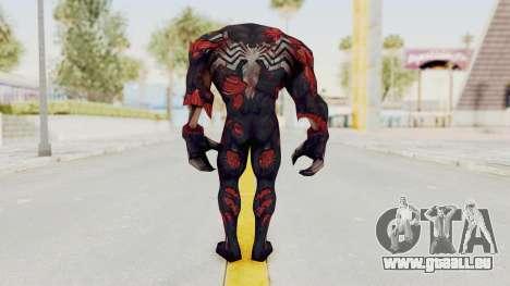 Marvel Future Fight - Venom Secret War (Zombie) pour GTA San Andreas troisième écran