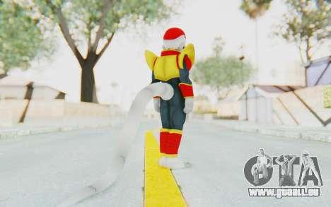 Dragon Ball Xenoverse Super Baby Frieza pour GTA San Andreas troisième écran