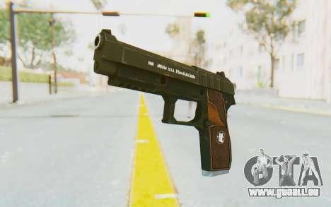GTA 5 Hawk & Little Pistol pour GTA San Andreas deuxième écran